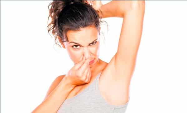 combatir el mal sudor