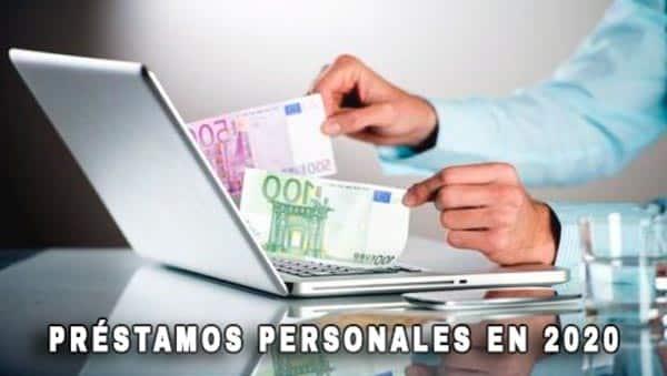 préstamos personales en 2020