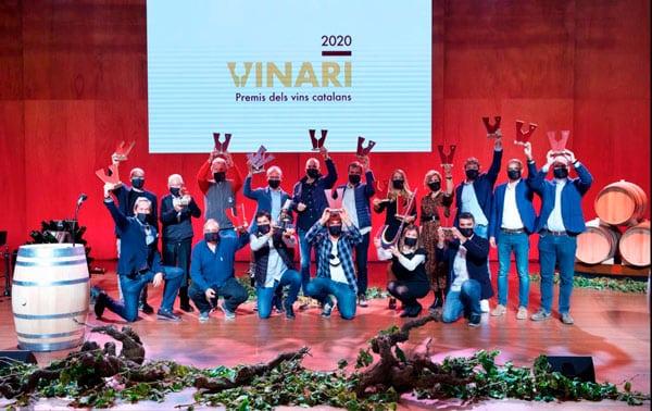 Premios Vinari 2020