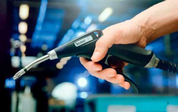 Silvent herramientas de aire comprimido