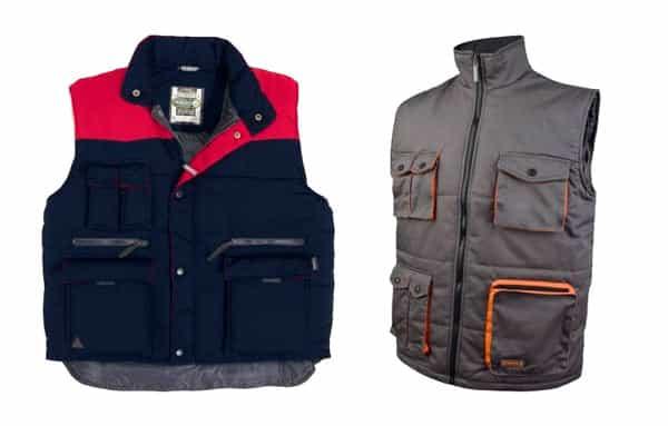 ropa de trabajo para el invierno
